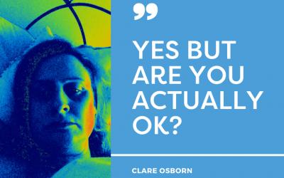 Are you actually ok?