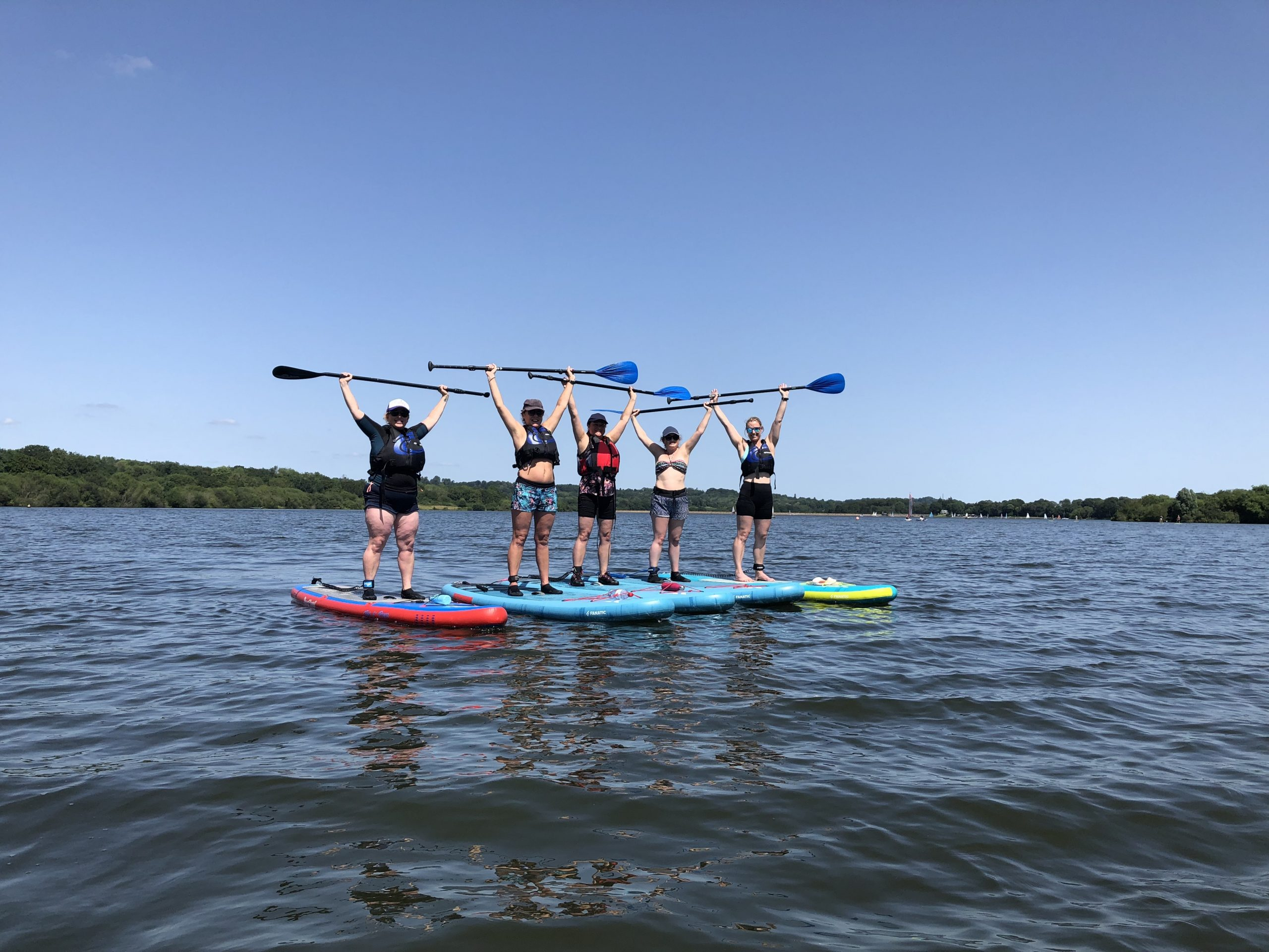 sup lesson weir wood